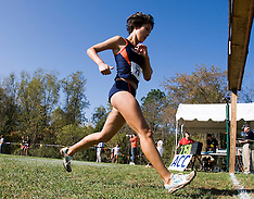 20071027 - ACC Cross Country UVA Women (NCAA Cross Country)