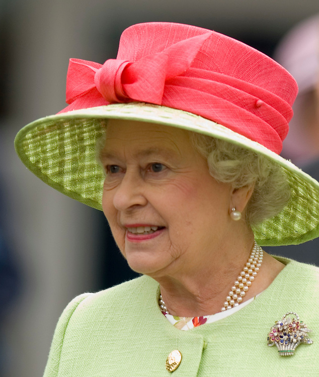 Queen Elizabeth II and the Duke of Edinburgh made history today at the opening of the Third Session of the Scottish Parliament in Edinburgh, 30th Jun 2007