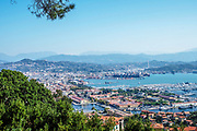 View of La Spezia, italy