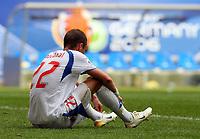 David Rozehnal Tschechien <br /> Fussball WM 2006 Tschechien - Italien<br /> Tsjekkia - Italia<br /> Norway only