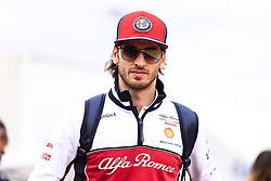 May 11, 2019 - Barcelona, Spain - Motorsports: FIA Formula One World Championship 2019, Grand Prix of Spain, .#99 Antonio Giovinazzi (ITA, Alfa Romeo Racing) (Credit Image: © Hoch Zwei via ZUMA Wire)