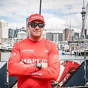 "© Maria Muina I MAPFRE. Antonio ""Ñeti"" Cuervas-Mons se incorpora al MAPFRE en Auckland tras su recuperación. / Antonio ""Ñeti"" Cuervas-Mons it is back to the race with MAPFRE after his recovery."