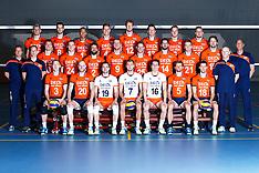 20150506 NED: Selectie Nederlands volleybal team mannen, Arnhem