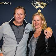 NLD/Hilversum/20170119 - Start inloop 11de Radio Gala 2016, Rob van Someren en partner