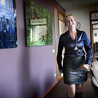 Nederland, Amsterdam , 20 april 2011..Genomineerde secretaresse van het jaar Karin van Pulsen werkzaam op de afdeling psychiatrie in het AMC..Foto:Jean-Pierre Jans