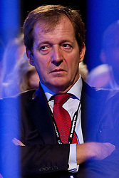 © Licensed to London News Pictures. 02/10/2012. Manchester, UK . Alastair Campbell during the Team Great Britain Session . Labour Party Conference Day 3 at Manchester Central . Photo credit : Joel Goodman/LNP
