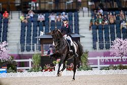 Fry Charlotte, GBR, Everdale, 134<br /> Olympic Games Tokyo 2021<br /> © Hippo Foto - Dirk Caremans<br /> 24/07/2021