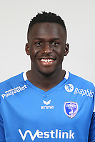 Julien DaCosta during Photoshooting of Niort for new season 2017/2018 on September 12, 2017 in Niort, France. <br /> Photo : CNFC / Icon Sport