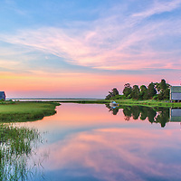 Cape Cod fine art photography from along the Nauset Marsh trail with its scenic view across Salt Pond and Salt Pond Bay on Cape Cod, photographed on a beautiful sunrise in North Eastham, Massachusetts.<br />   <br /> Cape Cod fine art photography is available as museum quality photography prints, canvas prints, acrylic prints or metal prints. Fine art prints may be framed and matted to the individual liking and decorating needs:<br /> <br /> https://juergen-roth.pixels.com/featured/cape-cod-nauset-marsh-at-salt-pond-bay-juergen-roth.html<br /> <br /> All Cape Cod digital photography image licensing is available at www.RothGalleries.com. Please contact Juergen with any questions or request. <br /> <br /> <br /> Good light and happy photo making!<br /> <br /> Juergen