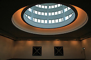 Interior of Kode 4 art gallery building, city of Bergen, Norway