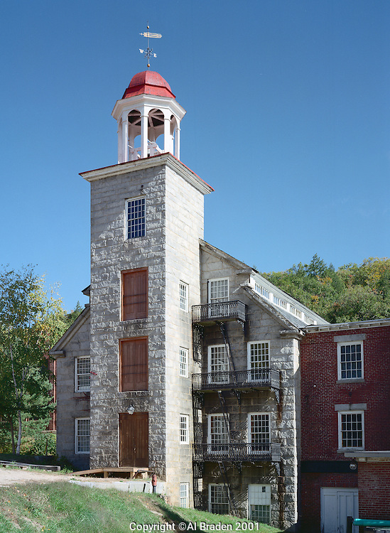 Granite Mill, Harrisville, New Hampshire