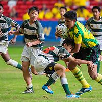 2014 C Division Rugby Plate Final – SJI vs Pioneer