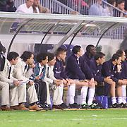 Turkish Soccer...<br /> Fiorentina Head Coach Fatih Terim. Terim  during their Insbruck Stadium Insbruck/Austria<br /> Photo by Aykut AKICI/TurkSporFoto