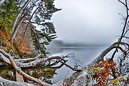 Lac Pavin, Auvergne, France.