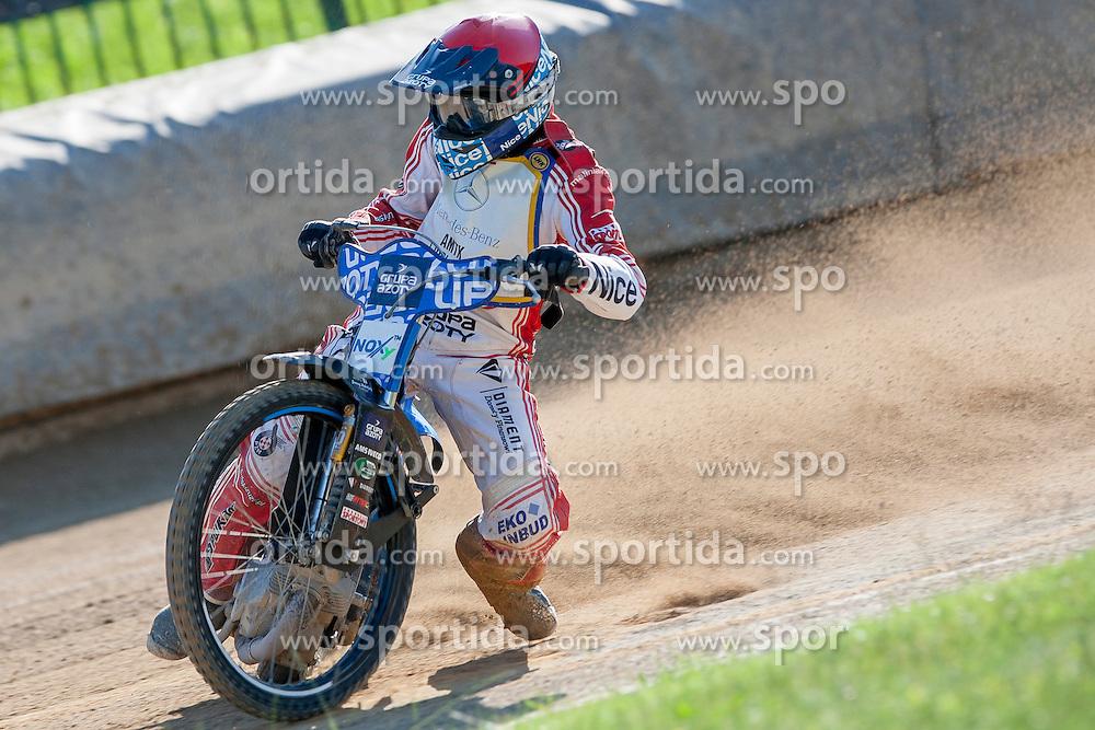 Janusz Kolodziej from Poland during FIM Speedway Grand Prix World Cup Qualifying, on June 7, 2014, in Sports park Ilirija Ljubljana, Slovenia. Photo by Urban Urbanc / Sportida