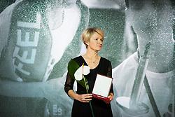 Tanja Babnik at 54th Annual Awards of Stanko Bloudek for sports achievements in Slovenia in year 2018 on February 13, 2019 in Brdo Congress Center, Brdo, Ljubljana, Slovenia,  Photo by Peter Podobnik / Sportida