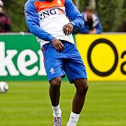 AUS/Seefeld/20100529 - Training NL Elftal WK 2010, Edson Braafheid