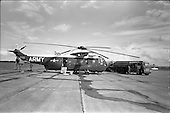 1963 - Irish Shell tankers refuel the helicopters of President John F. Kennedy at Dublin Airport