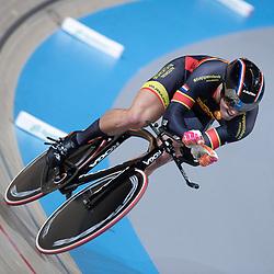 29-12-2018: Wielrennen: NK Baan: Apeldoorn<br />Zilver voor Sam Ligtlee op het NK baan kilometer
