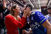 Lorenzo Bucarelli<br /> Banco di Sardegna Dinamo Sassari - Vanoli Cremona<br /> Legabasket LBA Serie A 2019-2020<br /> Sassari, 30/12/2019<br /> Foto L.Canu / Ciamillo-Castoria