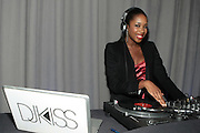 October 19, 2012-New York, NY: DJ Kiss at the BRAG 42nd Annual Scholarship & Scholarship Awards Dinner Gala held at Pier Sixty at Chelsea Piers on October 19, 2012 in New York City. BRAG, a 501 (c) (3) not for profit organization, is dedicated to the inclusion of African Americans and all people of color in retail and related industries.  (Terrence Jennings)