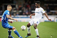 Coventry City defender Brandon Mason (3) during the EFL Sky Bet League 1 match between Peterborough United and Coventry City at London Road, Peterborough, England on 16 March 2019.