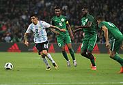 Argentina vs Nigeria<br /> FC Krasnodar Stadium, Krasnodar <br /> Russia<br /> November 14th, 2017