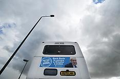 Campaign Bus Romford 11-4-12