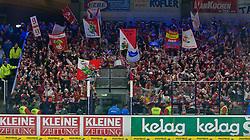 17.03.2011, Stadthalle, Villach, AUT, EBEL, EC VSV vs EC KAC, im BildJubel Kac Fansektor , EXPA Pictures © 2011, PhotoCredit: EXPA/ G. Steinthaler