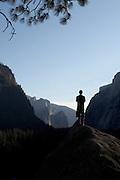 Ira - Viewing Yosemite Valley