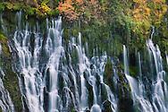 Burney Falls,  McArthur-Burney Falls Memorial State Park, Shasta County, California