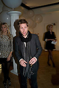 CHRISTOPHER BAILEY, Vogue Fantastic  Fashion Fantasy Party in association with  Van Cleef and Arpels and to celebrate Vogue's secret address book. 1 Marylebone Rd. London. 3 November 2008 *** Local Caption *** -DO NOT ARCHIVE -Copyright Photograph by Dafydd Jones. 248 Clapham Rd. London SW9 0PZ. Tel 0207 820 0771. www.dafjones.com