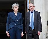 Theresa May votes 3rd May 2018