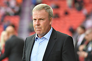 Portsmouth FC manager Kenny Jackett during the EFL Sky Bet League 1 match between Doncaster Rovers and Portsmouth at the Keepmoat Stadium, Doncaster, England on 25 August 2018.Photo by Ian Lyall.