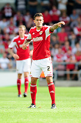 Bristol City's Marlon Pack - Photo mandatory by-line: Dougie Allward/JMP - Tel: Mobile: 07966 386802 11/08/2013 - SPORT - FOOTBALL - Sixfields Stadium - Sixfields Stadium -  Coventry V Bristol City - Sky Bet League One