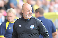 Keith Hill during the EFL Sky Bet League 1 match between Burton Albion and Rochdale at the Pirelli Stadium, Burton upon Trent, England on 4 August 2018.