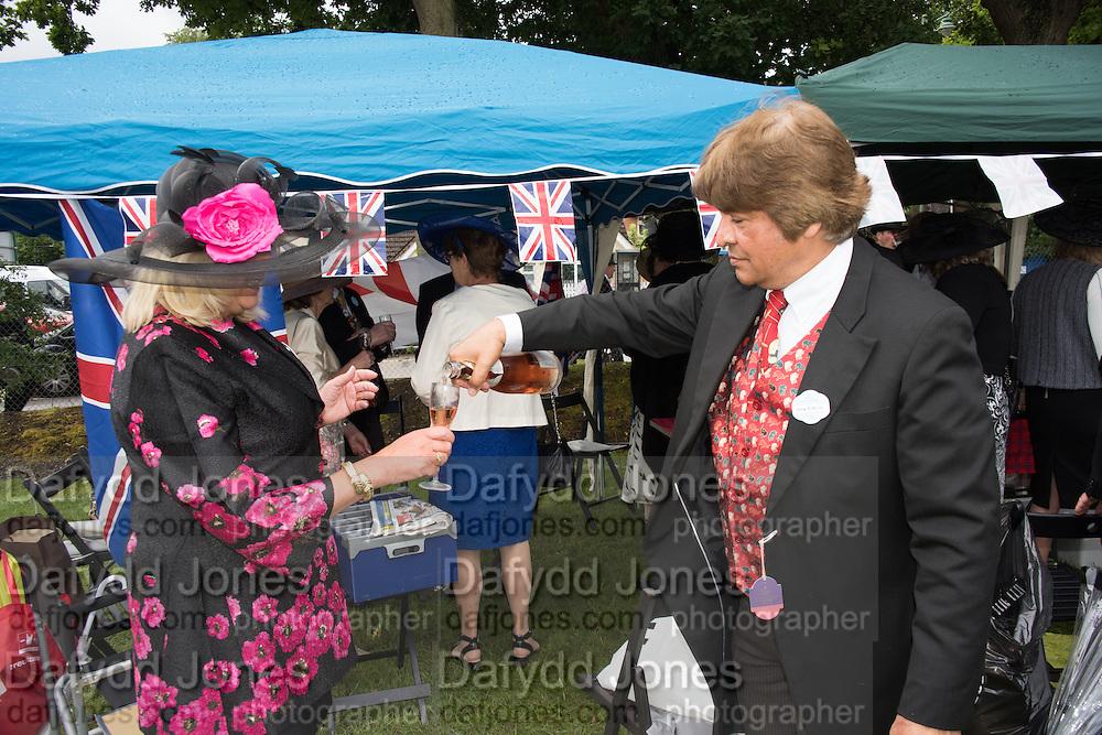 ANGIE MALDE; GEORGE MALDE Royal Ascot, Tuesday, 14 June 2016