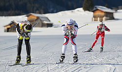 22.01.2012, Loipe Obertilliach, AUT, 38. Dolomitenlauf, Freestyle, im Bild Feature Langlaufen, EXPA Pictures © 2012, PhotoCredit: EXPA/ M. Gruber