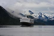 Ferry, Sitka, Alaska