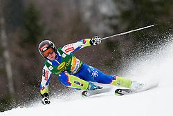 CATER Martin of Slovenia during the 2nd Run of 7th Men's Giant Slalom - Pokal Vitranc 2013 of FIS Alpine Ski World Cup 2012/2013, on March 9, 2013 in Vitranc, Kranjska Gora, Slovenia. (Photo By Vid Ponikvar / Sportida.com)