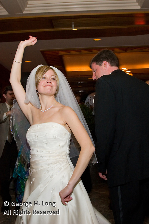 The wedding of Wendy Schielein and Scott Nelson on March 25, 2006 at the Wyndham Canal Place Hotel preceeded by photos at Jackson Square.