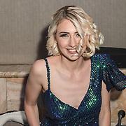 Olga Karchenko,production manager of the Grand Final MISS USSR UK 2019 at Hilton Hotel Park Lane on 27 April 2019, London, UK.