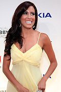 """Amber Lee Ettinger aka 'Obama Girl""""  at the 11th Annual Webby Awards  held at Cipriani's Downtown on June 10, 2008"""