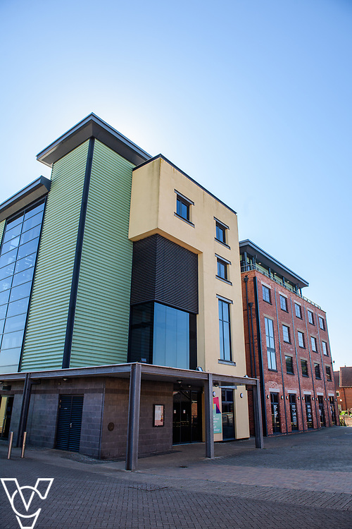 North Kesteven District Council (NKDC) stock images: National Centre for Craft and Design (NCCD), Sleaford<br /> <br /> Picture: Chris Vaughan Photography for NKDC<br /> Date: June 25, 2018