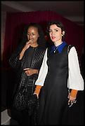 LARA BOHINC, Sotheby's Frieze week party. New Bond St. London. 15 October 2014.