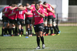 Kevin Luiters of the Pumas during the Currie Cup premier division match between the Boland Cavaliers and The Pumas held at Boland Stadium, Wellington, South Africa on the 2nd September 2016<br /> <br /> Photo by:   Shaun Roy/ Real Time Images