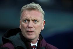 West Ham United manager David Moyes