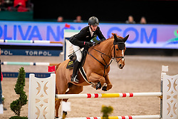 Klasener Christopher, GER, Marlon vd Heffinck<br /> Leipzig - Partner Pferd 2019<br /> © Hippo Foto - Stefan Lafrentz