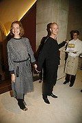 Natalia Vodianova and Justin Portman, Burberry celebrates the opening of the Hockney exhibition and their 150th anniversary with a party at the National Portrait Gallery. 11 October 2006. -DO NOT ARCHIVE-© Copyright Photograph by Dafydd Jones 66 Stockwell Park Rd. London SW9 0DA Tel 020 7733 0108 www.dafjones.com