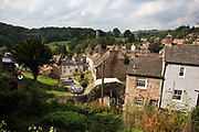 Richmond is a market town and the centre of the district of Richmondshire. Historically in the North Riding of Yorkshire, it is situated on the edge of the Yorkshire Dales National Park. North Yorkshire, England, UK.
